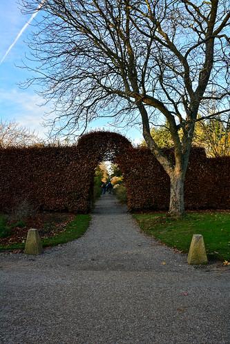 Nymans. National Trust Gardens