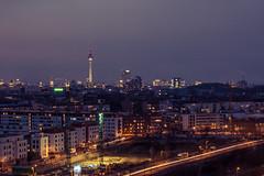 Berlin by Night 2017 (Tom Berger LBF) Tags: tberger 2017 canon 70d 50mm night shot shoot color lightroom langzeitbelichtung fun fernsehturm weltzeituhr alexanderplatz platz alexander