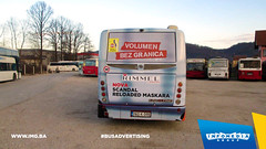 Info Media Group - Rimmel, BUS Outdoor Advertising, 12-2016 (9) (infomedia_group) Tags: bus advertising wrap outdoor branding busadvertising rimmel