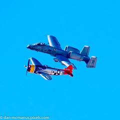 Heritage Flight Practice (Kukui Photography) Tags: davis monthan afb heritage flight practice airplane arizona tucson aircraft davismonthanafb heritageflightpractice