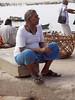 Boat Owner Varanasi (amiableguyforyou) Tags: india men up river underwear varanasi bathing dhoti oldmen ganges banaras benaras suriya uttarpradesh ritualbath hindus panche bathingghats ritualbathing langoti dhotar langota