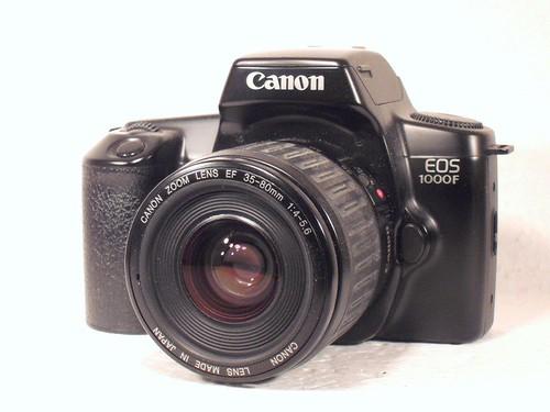Canon EOS 1000 - Camera-wiki org - The free camera encyclopedia