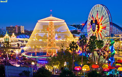 Disney\'s World of Motion - Paradise Pier
