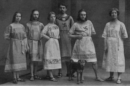 Paganos, 1900