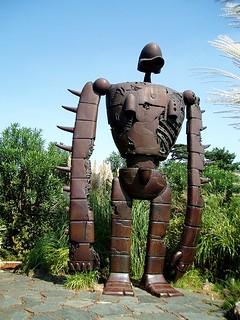 天空の城ラピュタ ロボット兵