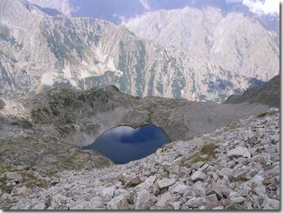 Il Lago della Roccia