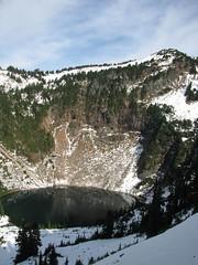 Round Lake, Breccia