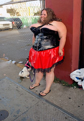 Folsom street Fair (audge) Tags: sanfrancisco dog leather folsomstreetfair2007