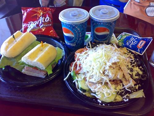 pranzo sulla Queen Mary