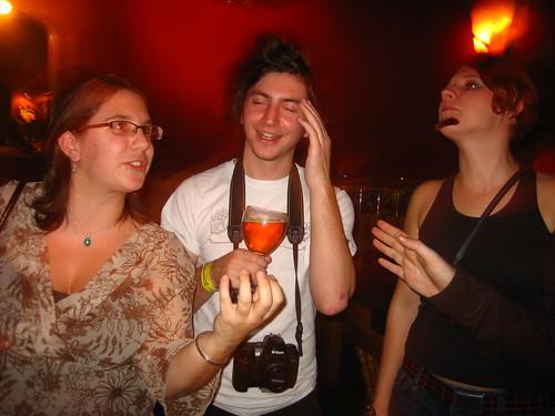 Natalie, Ribot and Niqui