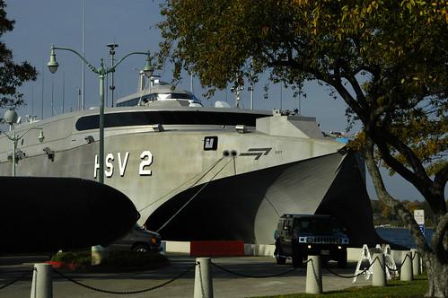 U.S. Navy HSV 2 39737