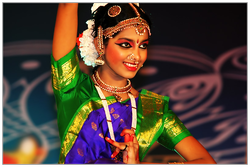 Tanjai Kamala & Indrani Dancer