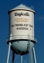 Wrightsville (davidwilliamreed) Tags: county tower water georgia town nikon small johnson d100 wrightsville smalltowngeorgia