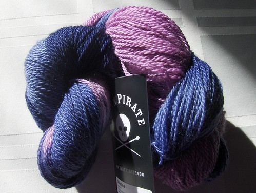Yarn Pirate BFL Sock - Solstice