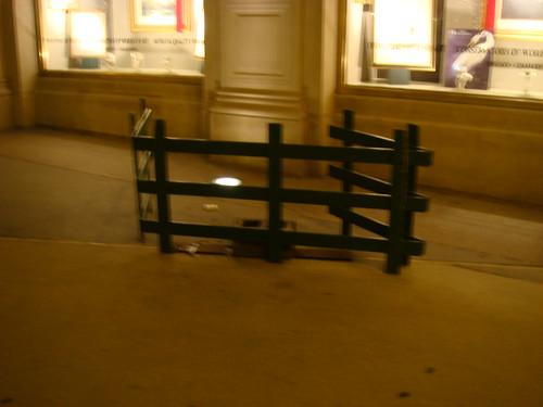 The Famous Cinder Block Creche of Michigan Avenue