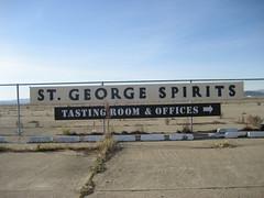 St. George's Spirits, Alameda, CA