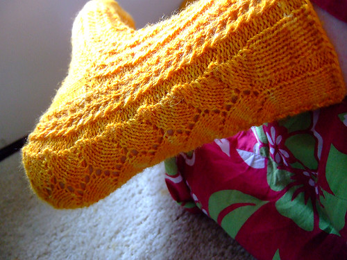 Merino Lace Socks