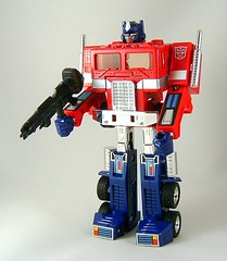 Transformers Optimus Prime G1 Encore Reissue -...