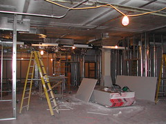 Construction progress 3 (UWGB_SS_Remodel) Tags: uwgb
