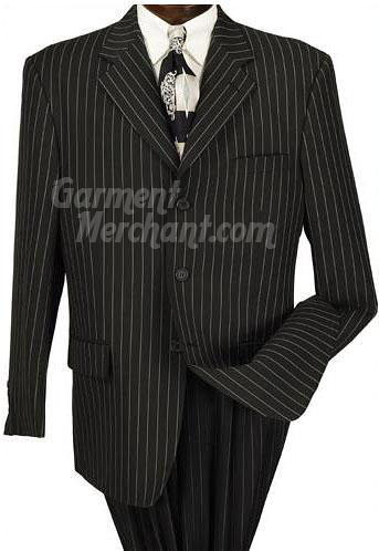Do you think its ok to wear a pinstripe suit to a wedding