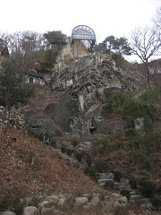 Golsulsa's caves and Buddha
