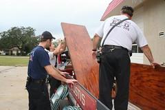 Loading the Trailer 2 (Timothy Totten) Tags: ferranpark eustis125thcelebration carandboatshow marciaarnold