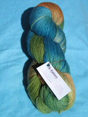 knittery cashmere sock sea life