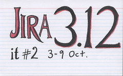 JIRA 3.12 Iteration 2