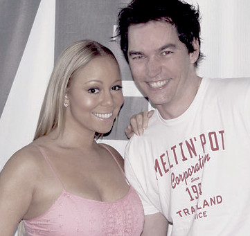 Mariah Carey Hupenparade 2006 by ingoschmoll