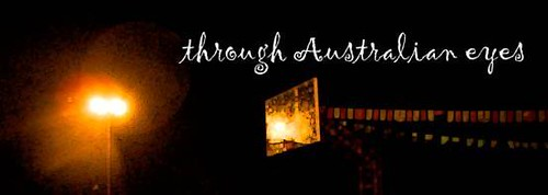 Through Australian Eyes by Henry Baetman