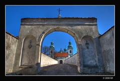 Camaldolese priory in Bielany #1 (Mariusz Petelicki) Tags: poland polska krakw cracow hdr 3xp bielany canon400d klasztorkameduw mariuszpetelicki camaldolesepriory