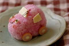 car bento (luckysundae) Tags: