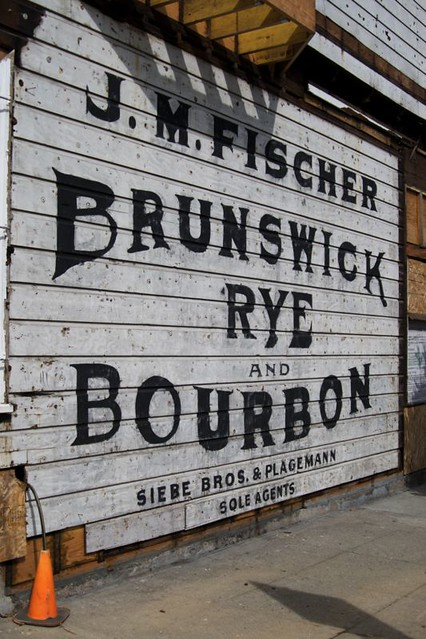 Brunswick Rye and  Bourbon