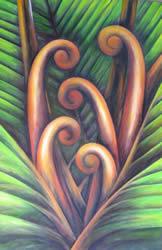 whanau acrylic