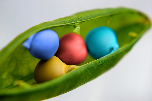 Easter Peas