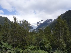 Carretera Austral - Chaiten - Coyhaique - glacier