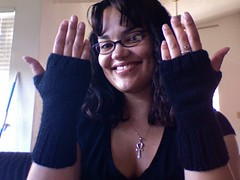 Fingerless Gloves 120