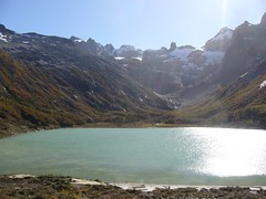 Ushuaia - trek - laguna esmeralda