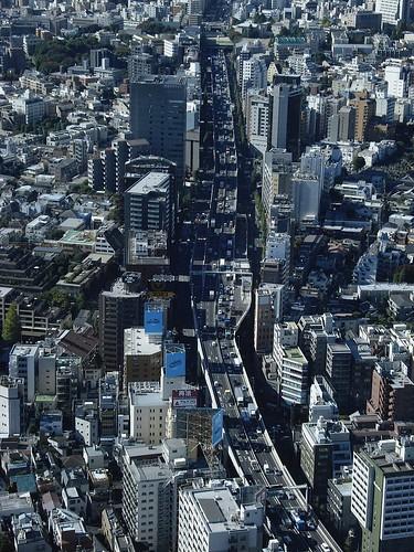 Tokyo from Roppongi