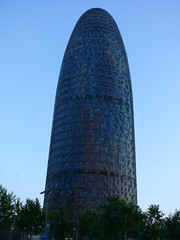 P1150614 (R.afael) Tags: barcelona torreagbar