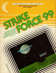 Strike Force 99 (Will S.) Tags: vintage computer computers games retro videogames cassette ti othello texasinstruments ti994a texasinstruments994a tivideogames ti99videogames ti994avideogames ti994agames