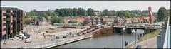 Friesebrug reconstructie (Emil de Jong - Kijklens) Tags: kanaal brug friese friesche noordhollands friesebrug akjnaar
