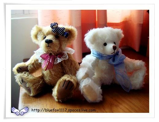 080601泰迪好朋友03_Honey & Puff