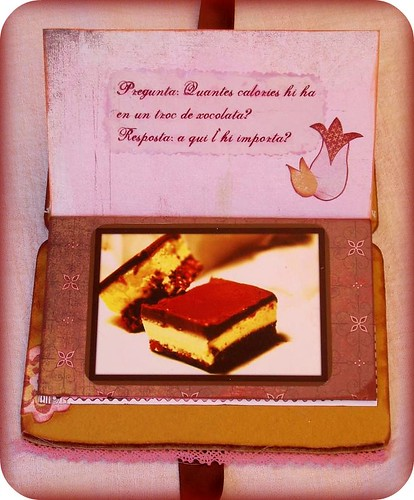 16 març - album de receptes per Karakia TV3 - 8 pk