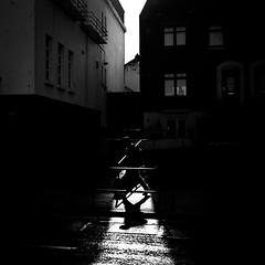 The shadow - Dublin, Ireland - Black and white street photography (Giuseppe Milo (www.pixael.com)) Tags: fineart ireland street bw monochrome city faceless xpro2 fuji2314 fuji light blackandwhite sun man contrast silhouette candid streetphotography urban photography dublin black figure photo geotagged white countydublin ie onsale