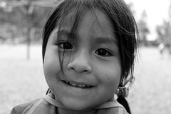 Indigenous Cutie (Petarine) Tags: bw latinamerica southamerica girl playground toddler bolivia cochabamba bolivianchild boliviangirl indigenouschild indigenousgirl
