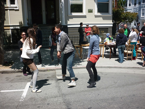 Sunday Streets, The Mission, May 8, 2011