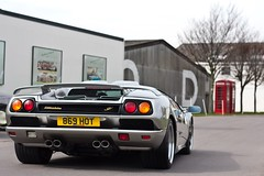 Hot. (Alex Penfold) Tags: auto camera hot cars alex sports car sport mobile race canon silver photography eos photo cool flickr track day image awesome flash picture super spot peter exotic photograph spotted hyper diablo circuit lamborghini supercar goodwood sv spotting numberplate exotica sportscar sportscars supercars trackday penfold veloce spotter 2011 869 saywell hypercar 60d hypercars superveloce alexpenfold 868hot