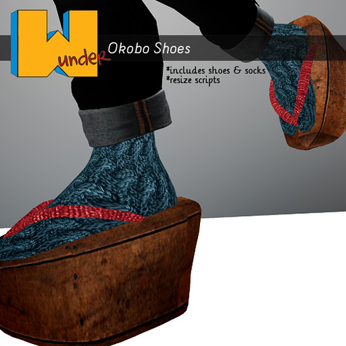 [w]under okobo shoes