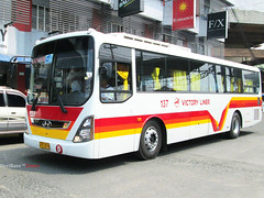 Victory Liner 137 (Next Base) Tags: bus model shot suspension engine location terminal victory 45 number older chassis seating hyundai inc configuration liner 137 capacity caloocan 2x2 unicity d6ab vision:outdoor=0559 vision:car=0955
